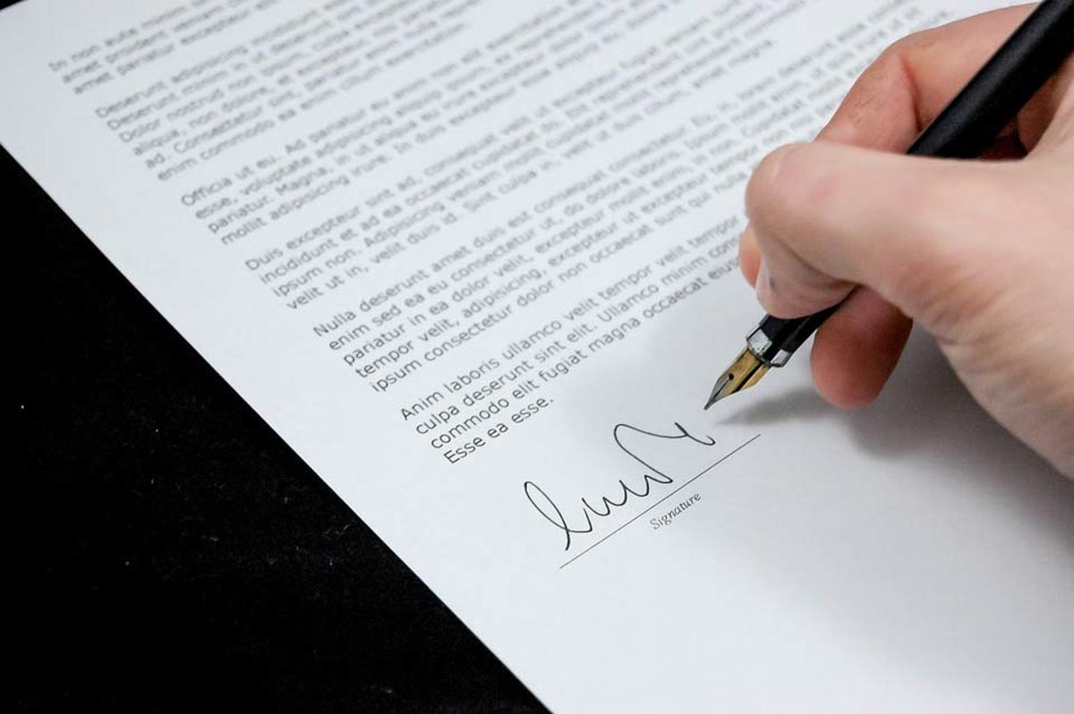 what is Separation Agreement